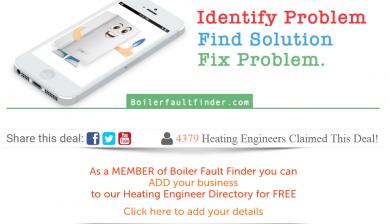 Boiler Fault Finder Business Directory