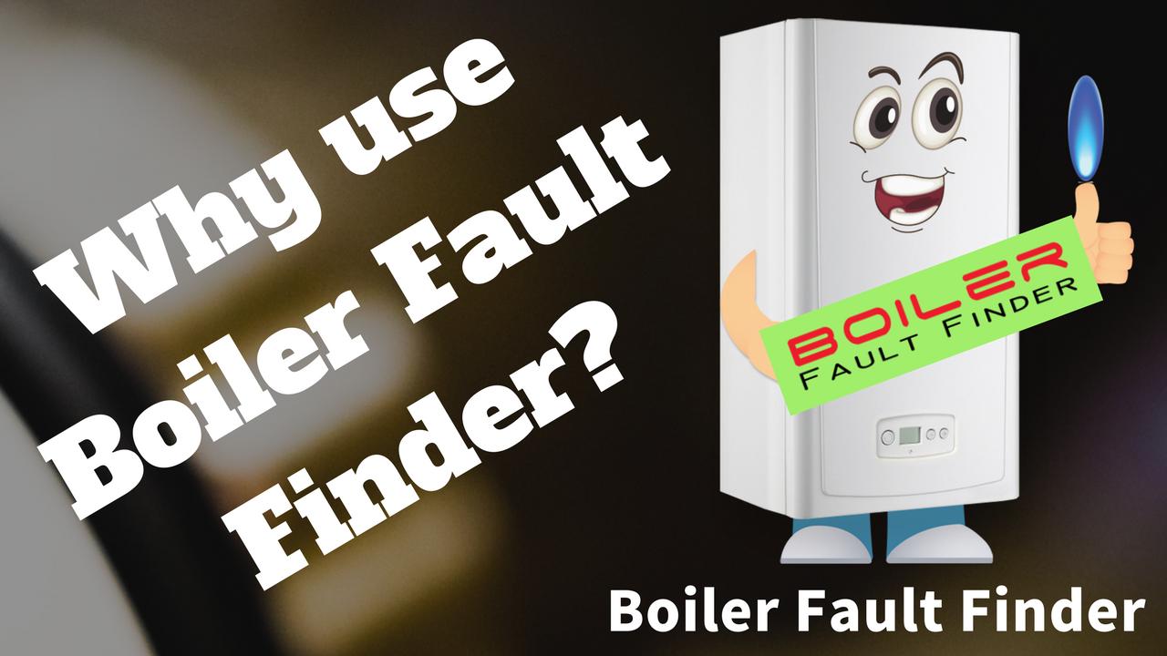 Boiler Fault Finder - Heating engineers Fault Finder
