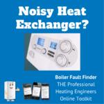 Noisy Heat Exchanger
